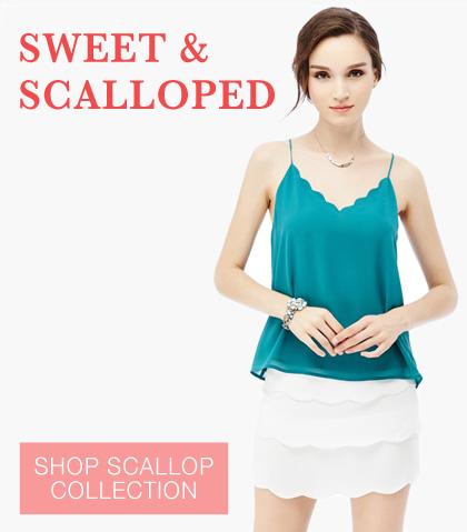 Shop Sweet Scallops