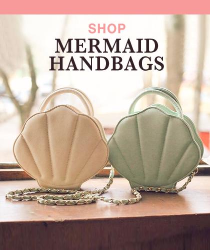 Seashell Bags